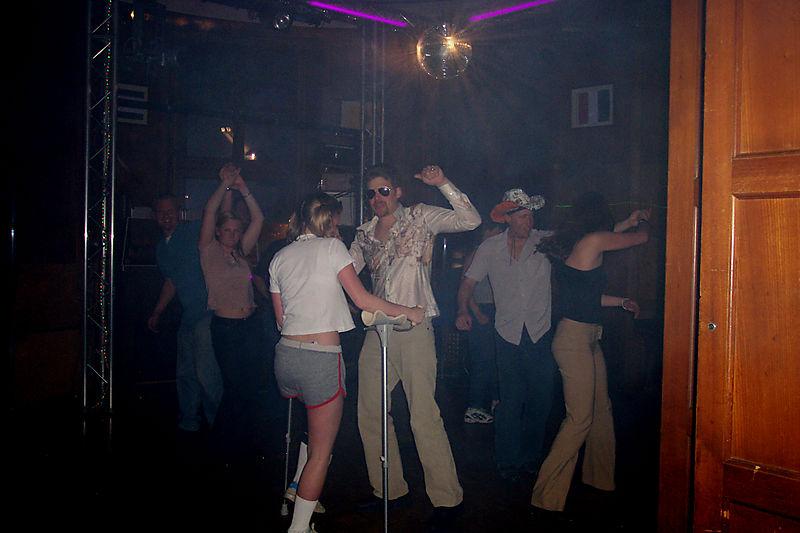 Lance Travolta & Roller Gimp