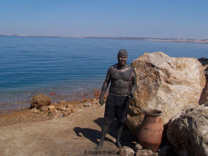 The Dead Sea - Mudman2