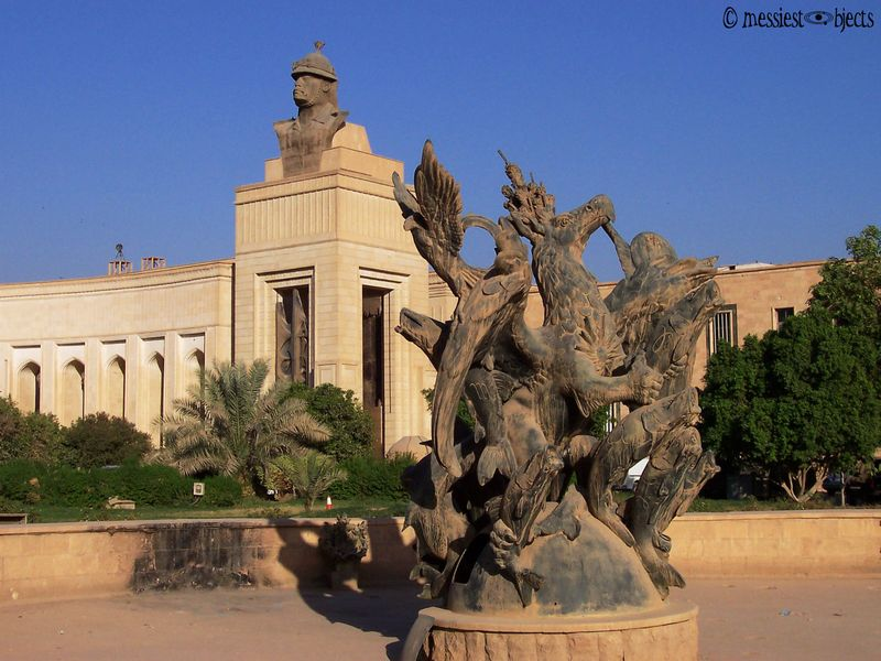 On Base-Saddam's Presidential Palace5