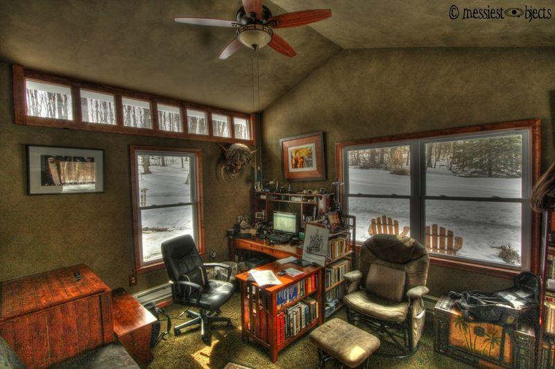 My Office tonemapped 1