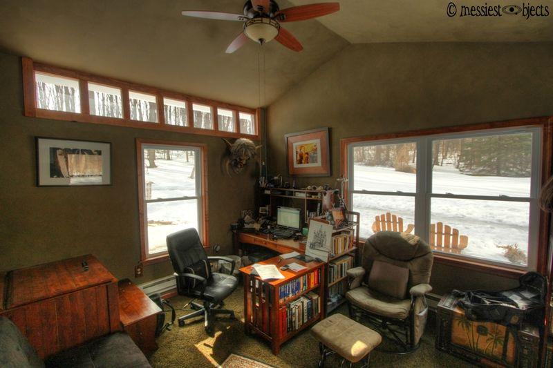My Office tonemapped 2