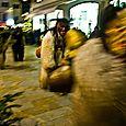 Blurry Krampus March