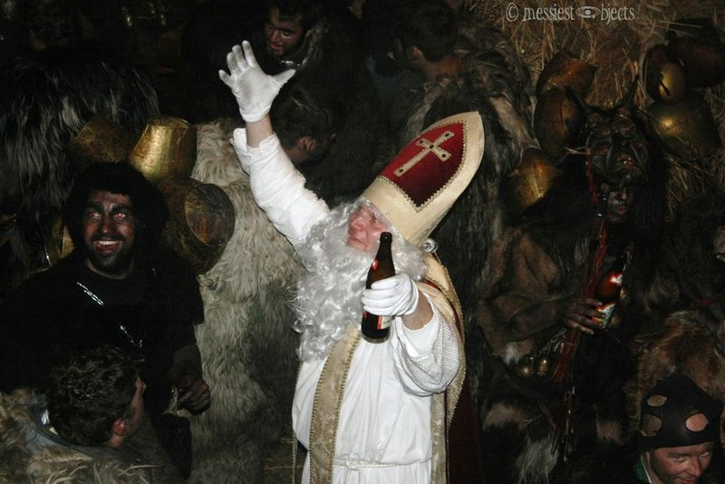 Party On, Religious Dude