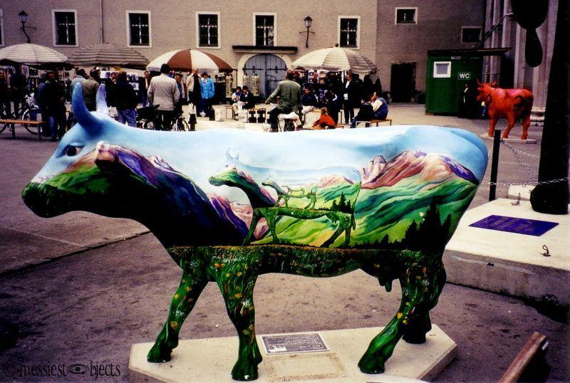 Salzburg Cow