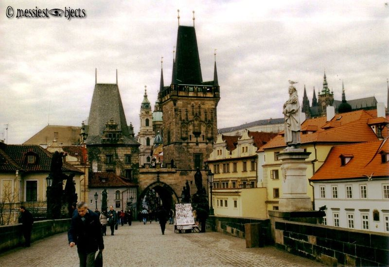 Karlovy Most (Charles Bridge)
