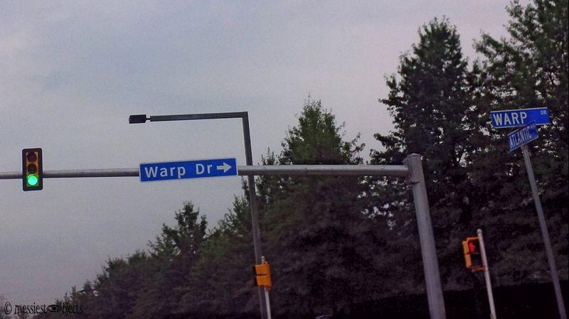 Warp Dr