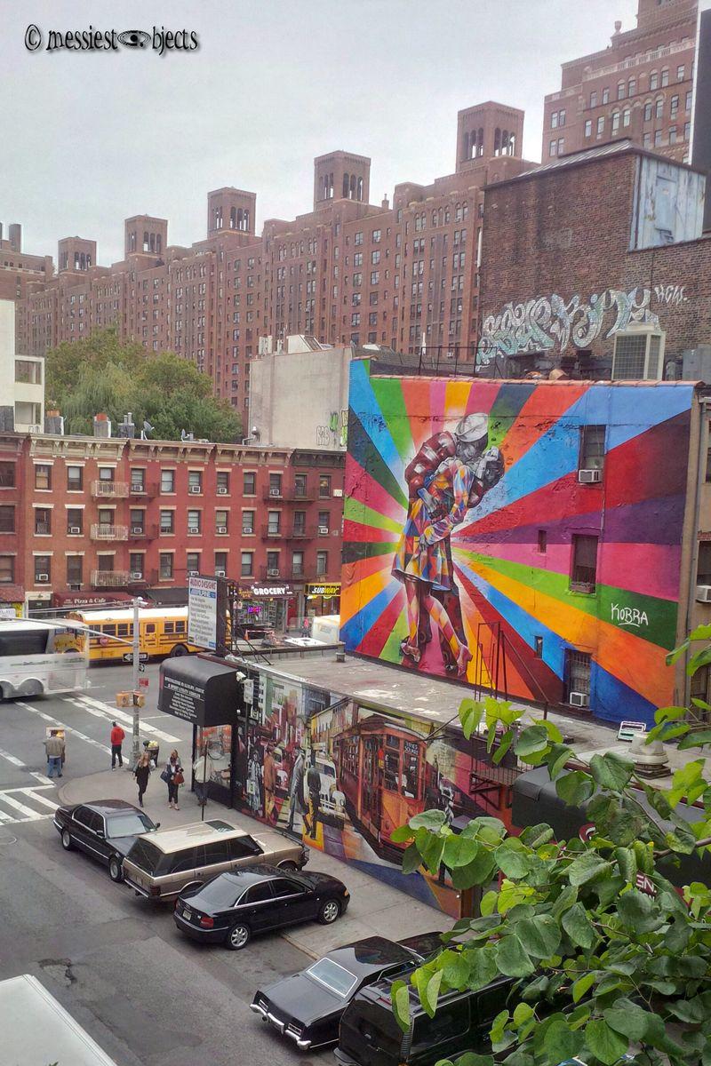 NYC POW!