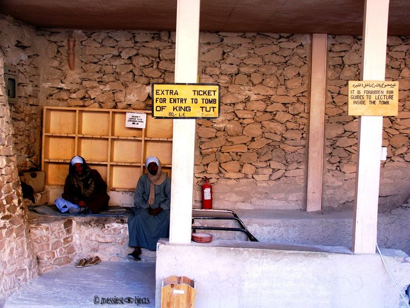 West Bank9 King Tut's Tomb In Valley of Kings