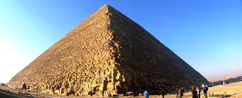 Giza5 Great Pyramid of Khufu