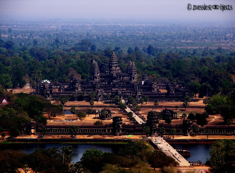Angkor Wat36 - Balloon View