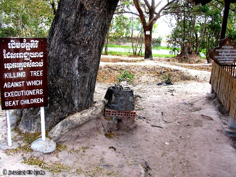 Choeung Ek The Killing Fields06
