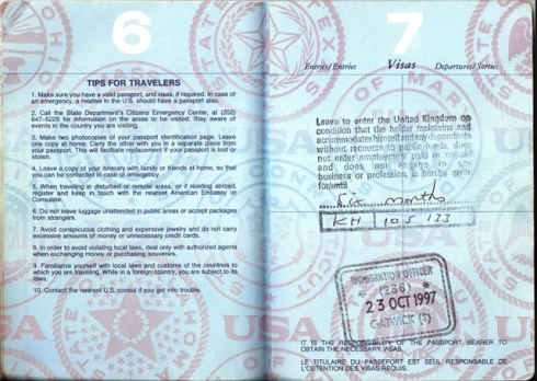 how to fill up passport form with sample form